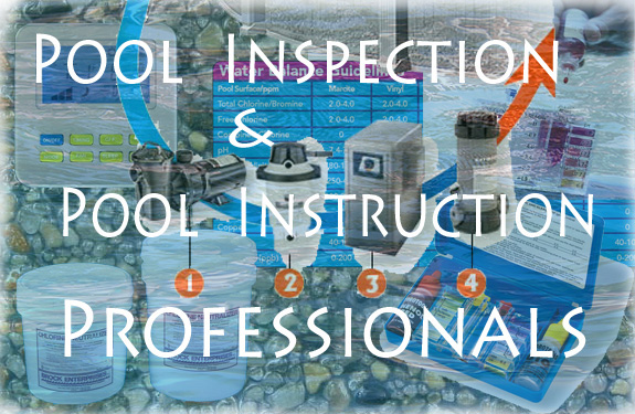 Aaron Pools offers Inspections & Instruction for new pool owners.